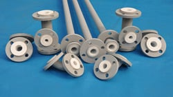Ptfe Lined Pipes & Fittings