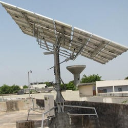 Solar Dual Axis Tracking System