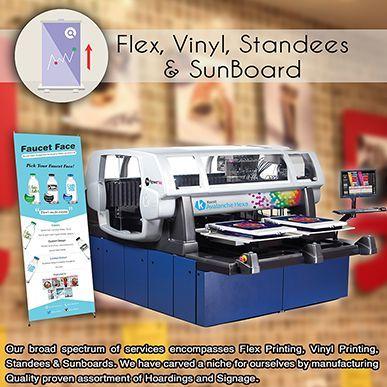 Vinyl / Flex Printing Board