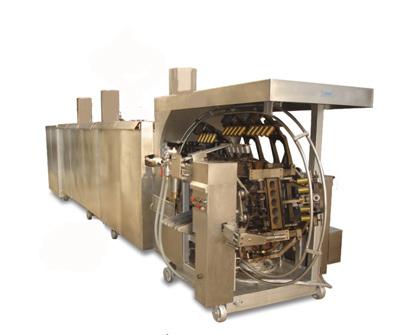 Automatic Waffle Cone Making Machine in  Dera Bassi