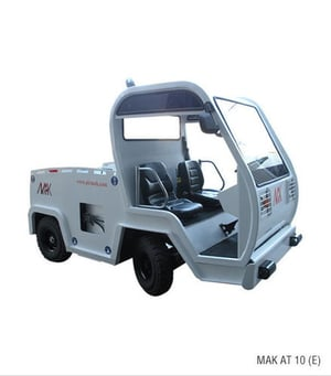 Electric Baggage/Cargo Tractor