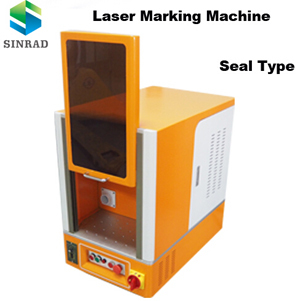 Hot Selling China Fiber Laser Engraving Machine Sealed Model
