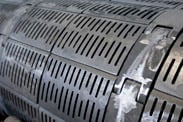 Travelling Grates Pre-Heaters