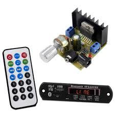 FM Player With USB