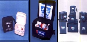Small Vaccine Carrier Blood Bag