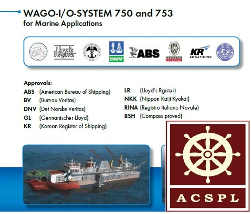 Wago Marine And Offshore Automation