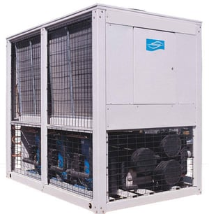 Compact Air Cooled Chillers