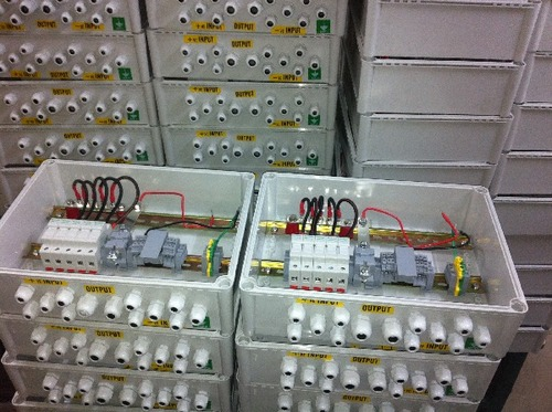 Industrial Solar String Combiner Boxes