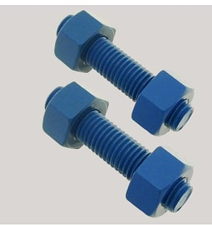 Ptfe Coated Studs And Bolts