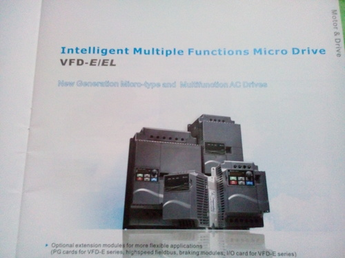 Intelligent Multiple Functions Micro Drive