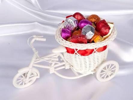 Rigid Handcrafted Cane Basket