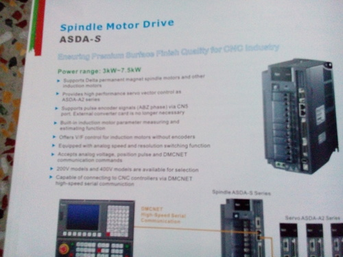 Spindle Motor Drive