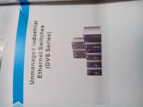 Unmanaged Industrial Ethernet Switches (DVS Series)