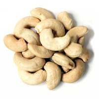 White Highly Nutritious Cashew Nuts