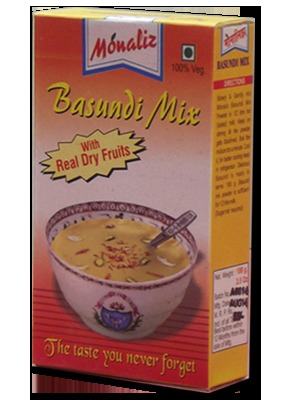 Basundi Mix