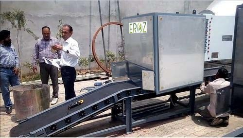 Battery Cutting Machine For Lead Recycling