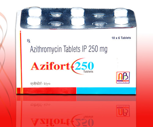 Azifort 250 Tablets