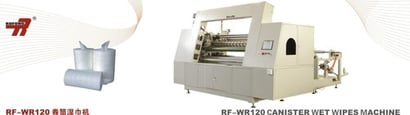 Canister Wet Wipes Machinery