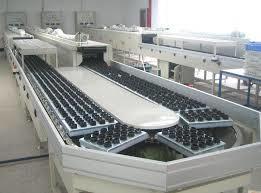 LED Assembly Line