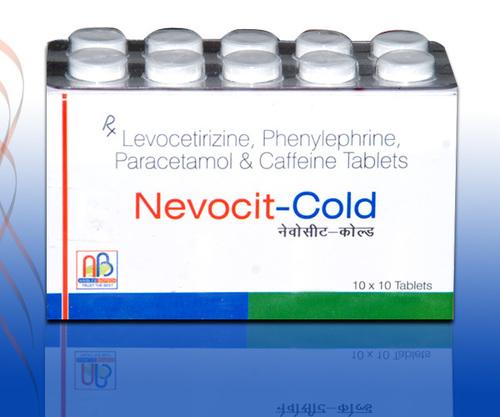 Nevocit Cold Tablets