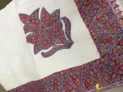 Woolen Omani Mussar Scarf