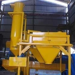 Automatic Cement Weighing Machine