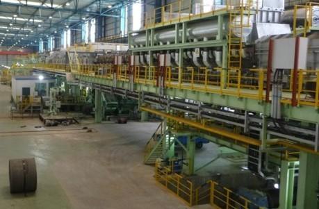 Silicon Steel MGO Coating Lines