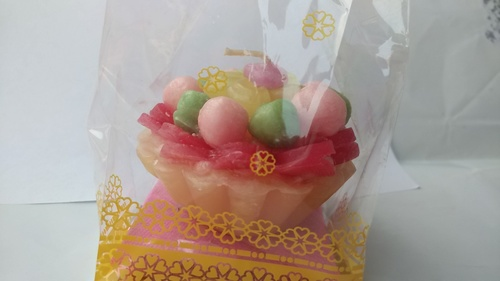 Fancy Tart With Thongyip Scented Candles