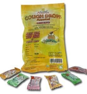 Herbal Cough Drops (Assorted) Candy