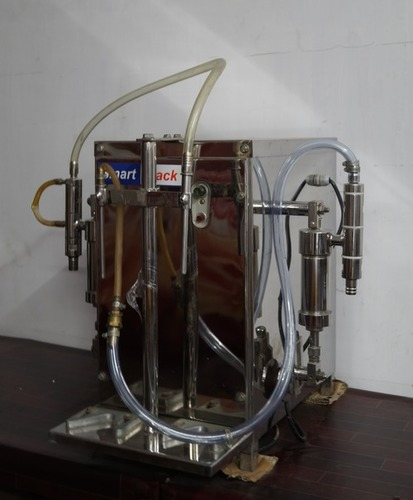 Double Nozzle Rotary Filling Machine (Sps 2012)