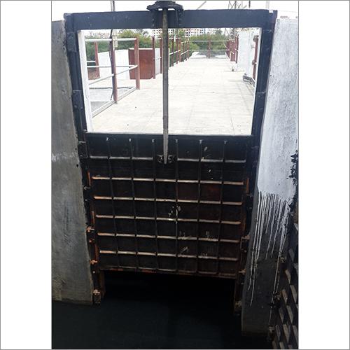 Water Control Sluice Gate in  New Area