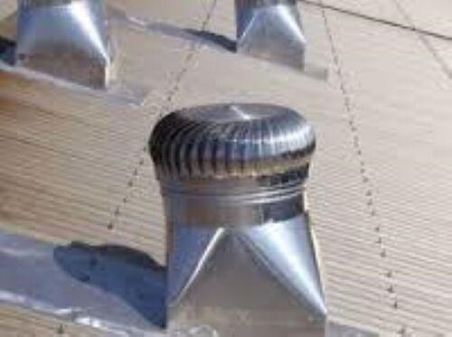 Industrial Turbo Air Ventilator
