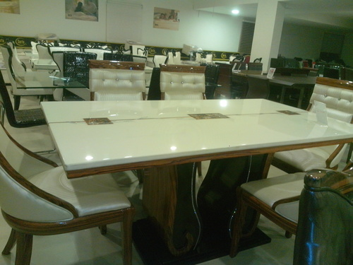 Italian Marble Dining Table Sofawala Furniture Mall Gf
