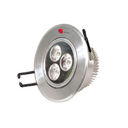 3 W Swift Led Round Light in  Gokhivare-Vasai (E)