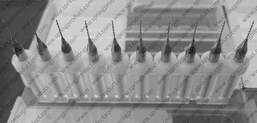 Micro Carbide Drills