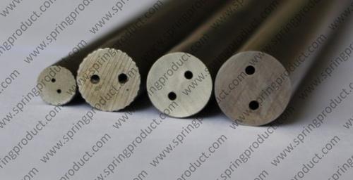 Round Tungsten Carbide Rod With Hole