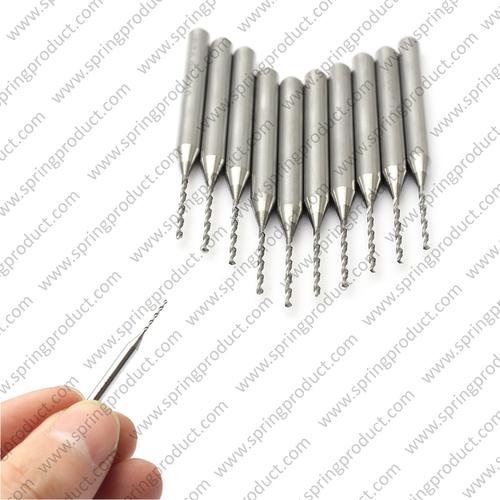 Tungsten Carbide Micro Drill Bits