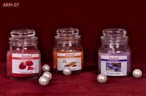Scented Aroma Jar Candle