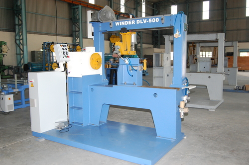 Semi Automatic LV Coil Winding Machine (DLV -500)