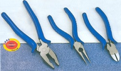 Chrom-Vanadium Steel Pliers