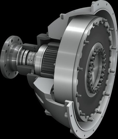 Combined Clutch With Flexible Clutch