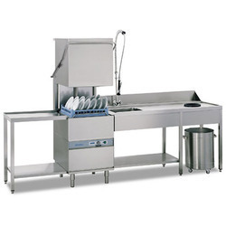 High Performance Commercial Dishwashers