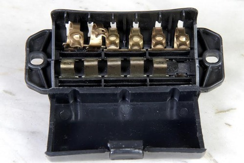 Automotive Fuse Box
