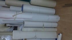 3ply Web Offset Rubber Blanket