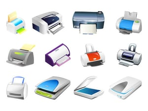 Branded Printers And Scanners