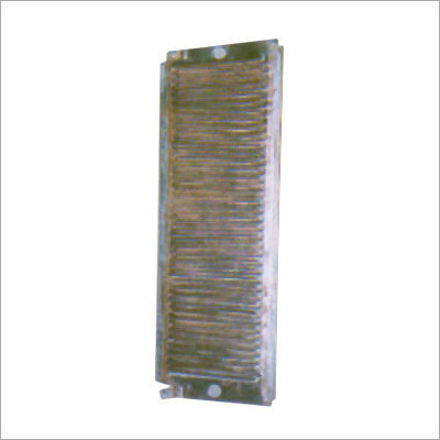 Punched Stainless Steel Grids Resistors