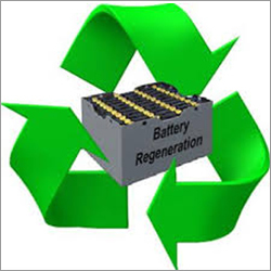 Battery Regenerator in  21-Sector