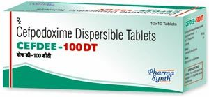 Cefdee-100t Tablets
