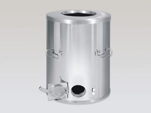 Stainless Steel Round Tandoor