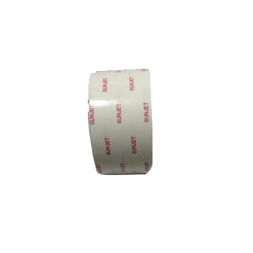 Double Side Tissue Tape Semi Solvent